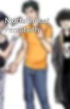 Mortals meet Percabeth by BootsBlack
