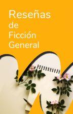 Reseñas de Ficción General by FiccionGeneral_ES