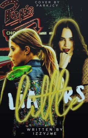 Little Liars ➴ Riverdale  by Romanoffsquad