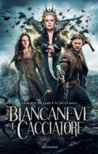 Biancaneve e il Cacciatore by Lidja_