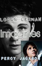 Logan Lerman/Percy Jackson Imagines (not taking any more requests//on hold) by turnmeback