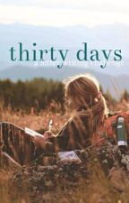 Thirty Days: A Letter Writing Challenge by cravinq-rain