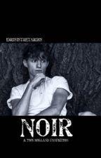 Noir (Tom Holland) by Idrisisthetardis