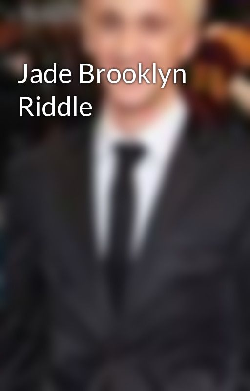 Jade Brooklyn Riddle by Emi-may