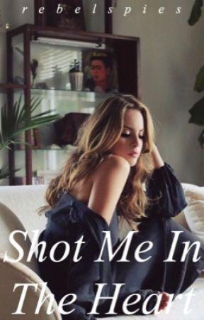 Shot Me In The Heart :: JASPER HALE [03] by rebelspies