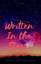 Written in the Stars (Jack Frost X Reader)  by ScarletSapphireMoon