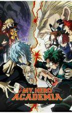 Villain or Hero? (BNHA x Villian!Reader) by lizzy2943