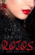 La chica de labios rojos by anavalencia2307