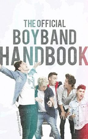 The Official Boyband Handbook by ArthurPendragon