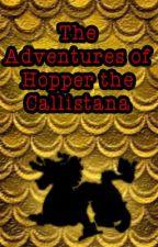 The Adventures of Hopper the Callistana by bookboyfriends