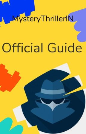 Indian Mystery and Thriller Profile Official Guide by MysteryThrillerIN