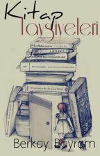 Kitap Tavsiyeleri★ by sadforfab