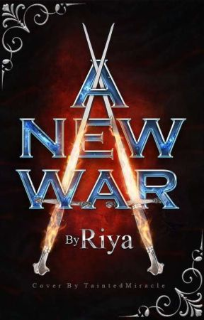 A New War (A PJO Fanfiction) by Ro_321