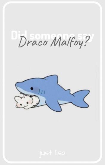 did someone say draco malfoy? • random shit ii