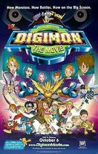 Digimon The Movie by warriorfox279