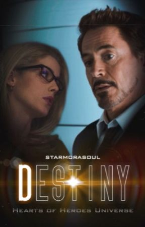DESTINY ━ tony stark by starmorasoul