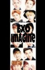 EXO Imagines by -achluomania-