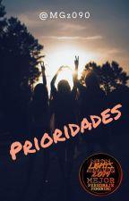 ¡Prioridades! by MGz090