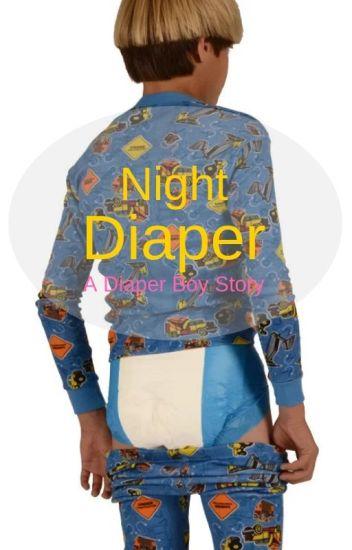 Night Diaper - Diaperben - Wattpad-6736