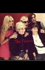 The Twins (Raura, Riatricia & Rydellington) by yelenaperez