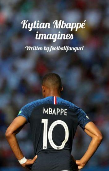 Kylian Mbappé imagines