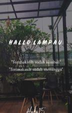 HALLO LAMPAU by Haka15