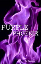 Purple Phoenix by Orspace