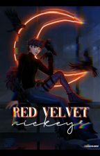 RED VELVET HICKEYS •vkook• by inhvmane