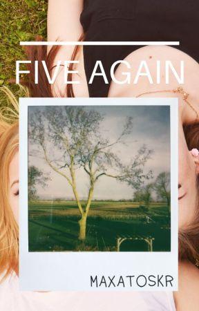 Five Again by Maxatoskr