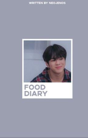food diary ./ kun by neojenos