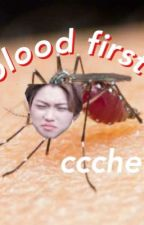 blood first | Changlix MOSQUITO PRINCE! AU by ccchenle