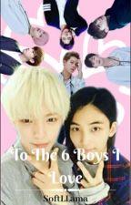To the 6 boys I love by SoftLLama