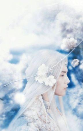 Ice Fantasy: Sacred Ilussion by IlianaElizabethFebre