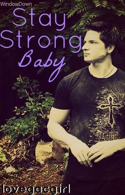 Stay Strong Baby. A Zak Bagans Fanfiction