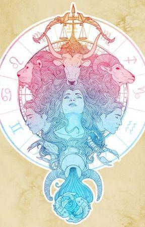 Famaliar/Creepypasta x Zodiacs by MommaMariyam