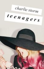 Teenagers by spicedteas