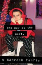the guy at the party by itzbasicallycami