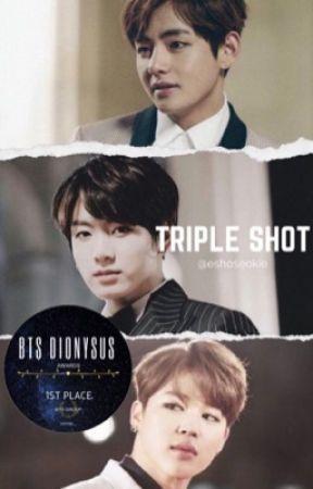Triple Shot | maknae line by eshoseokie