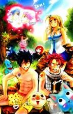 The Fairy Tail World by MinnaKay