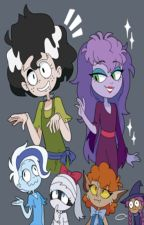 The Human Ghoul (TLH X Scooby Doo and The Ghoul School) by Lance1889