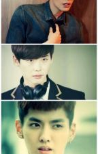 An Abandoned School ( Kim Woo Bin, Kris Wu, Lee Jong Suk Fan Fiction ) by armorhead