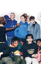 living with 14 boys / / brockhampton sex slave by -evanie
