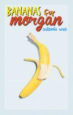 Bananas for Morgan by colouring