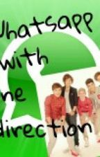 Whatsapp with One direction by __starbaaacks__