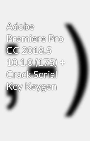 adobe premiere pro cc serial key generator