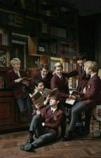 Boys with love(Bangtan ff) by Zylily