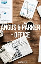 Angus & Parker - Office (BxB) [2019] by ManonSeguin