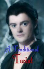 A Traditional Twist (Diaval + Aurora One-Shot) by Mini_Moffat