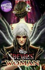 The DEVIL'S WOMAN by Lucien_Dire