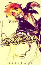 Sensation  by Sakibane